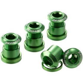 Reverse chain ring bolts green